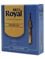ANCIA SAX SOPRANO RICO ROYAL 2,5 (10 PZ)