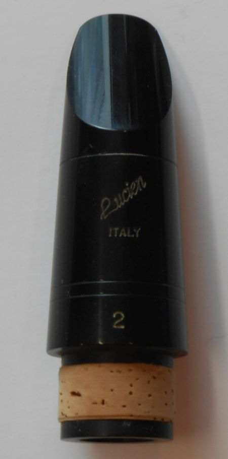 BOCCHINO LUCIEN CLARINETTO SIB EBANITE - 2